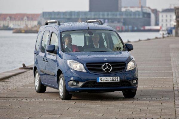 Yeni Mercedes Citan Fotoğraf 1