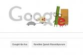 Babalar Günü 17 Haziran 2012 – Google Doodle