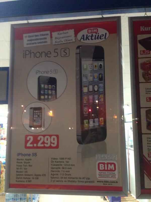 Bim iPhone 5S