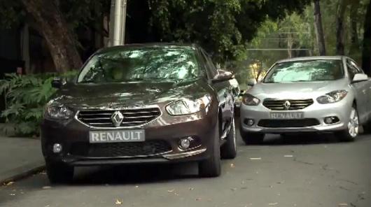 Yeni Renault Fluence 2013 – SM3 ve Resimleri