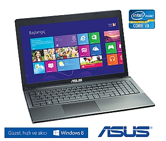 BİM'den Asus X55C-SX039H Laptop Kampanyası
