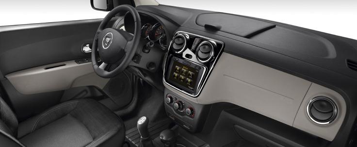 Yeni Dacia Lodgy 2013 Özellikleri ve Fotoğrafları