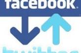 Twitter-Facebook Karşılaştırması