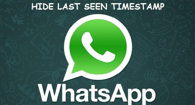 Son Girilme Tarihi Değişmeden WhatsApp'a Girmek