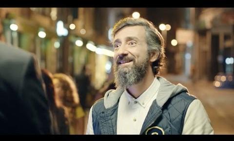 Yunus Günçe'li Turkcell Reklamı