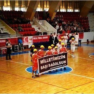 Adana Basket  Soma Mesaji