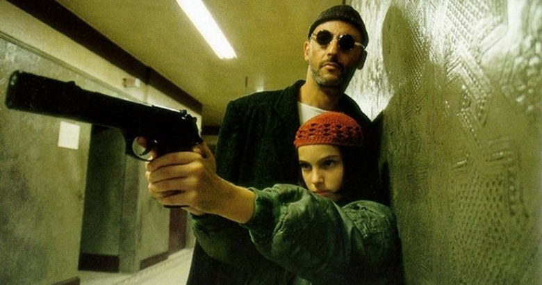 Leon - Sevginin Gücü (1994) IMDb 8.6