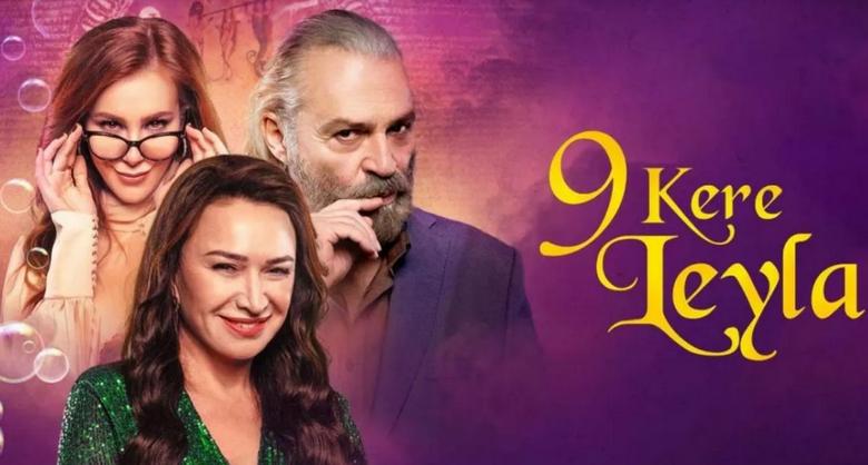 Netflix'in Merakla Beklenen 9 Kere Leyla Filmi