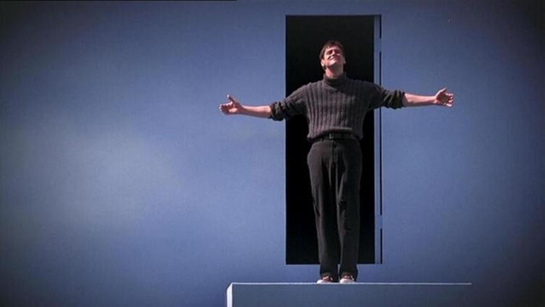 Truman Show (1998) IMDb 8.1