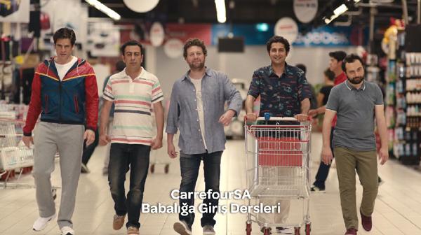 CarrefourSA Babalar Günü Reklam Filmi