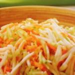 Çiğ Sebze Salatası Nasıl Yapılır?