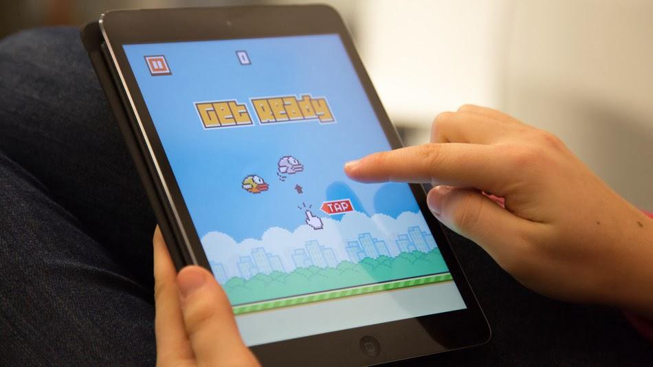 Flappy Bird Tarzı Çıldırtan Oyunlar
