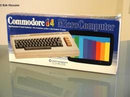 Commodore 64 geri geliyor.