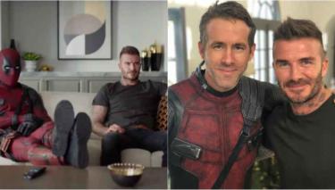 Deadpool 2'den David Beckham'lı Fragman Yayınlandı!