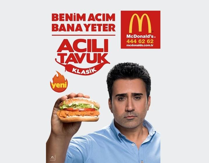 Emrah'tan McDonald's Reklamı!