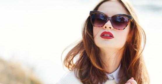 Kadınların Olmazsa Olmazı: Güneş Gözlükleri