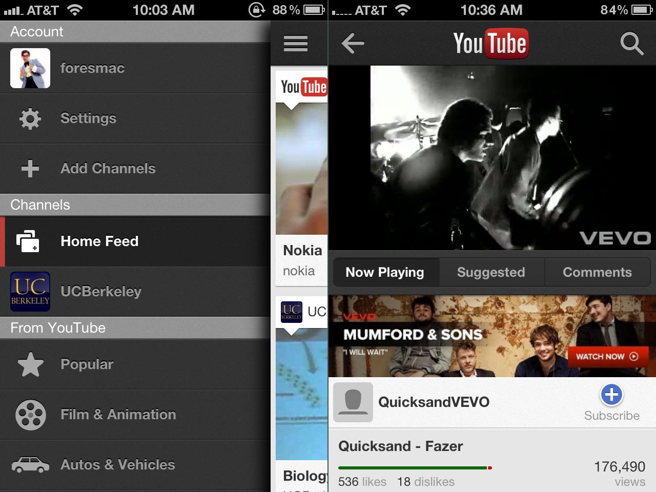 İOS 7'de Arka Planda Youtube Videolarını Çalıştırmak!