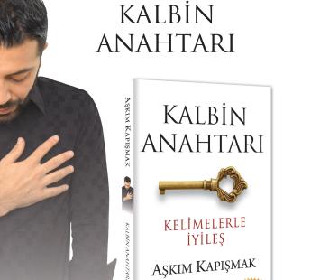"""Aşkım Kapışmak'tan Yeni Kitap: """"Kalbin Anahtarı"""""""