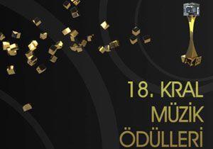 18. Kral TV Müzik Ödülleri Kazananlar – 2012
