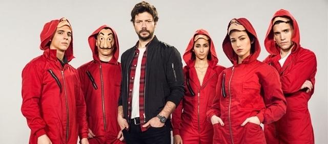 La Casa De Papel, 3. Sezonuyla Geri Dönüyor!