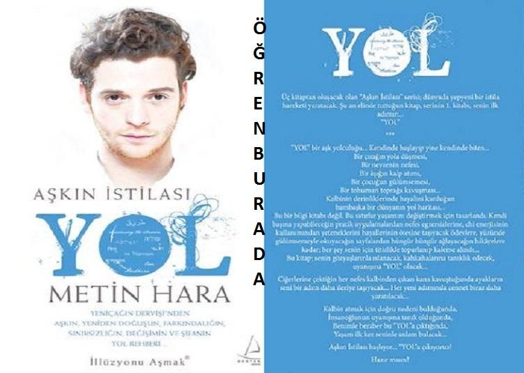 Metin Hara Aşkın İstilası-Yol Kitabı