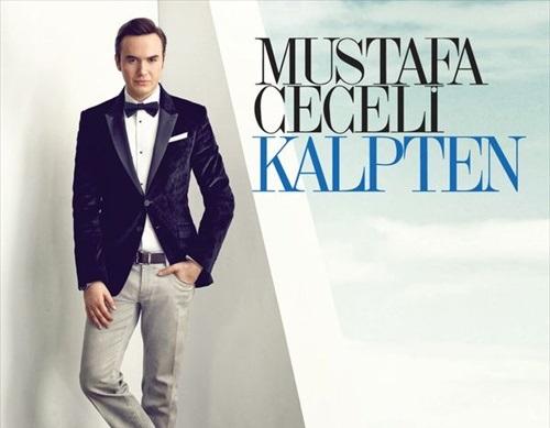 Mustafa Ceceli'den Yeni Albüm: Kalpten