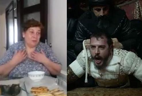 Şehzade Mustafa'nın Öldürülmesine Anne Yorumu!