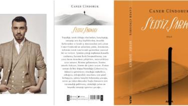 """Caner Cindoruk'un Kitabı Çıktı: """"Sessiz Şarkıcı"""""""