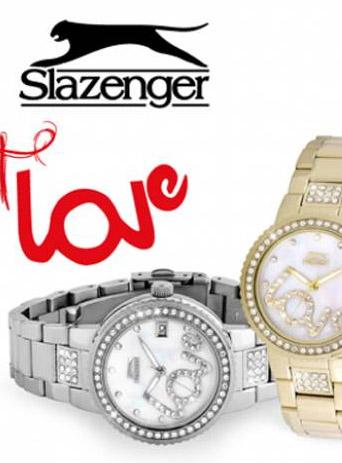 Slazenger Saat Size Özel Taksit İmkanı ile Modasaat.com'da