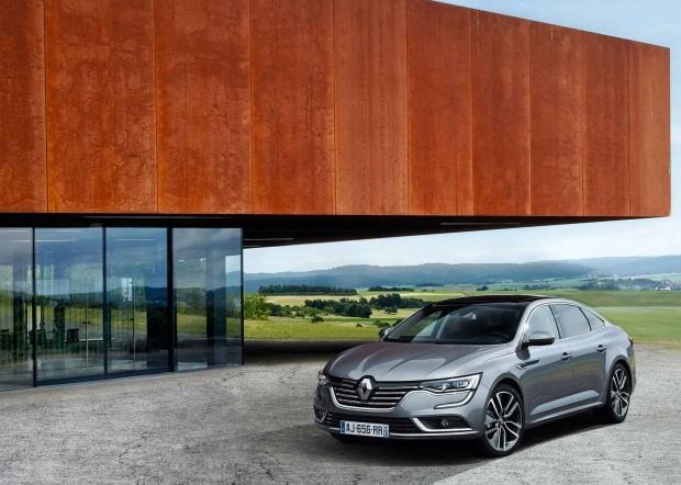 Yeni Renault Talisman 2016 Özellikleri Fiyatı ve Fotoğrafları