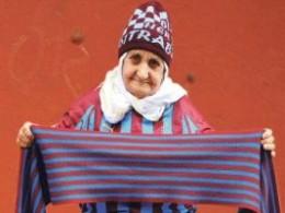 Trabzonspor'lu Fadime Ninenin Tek İsteği Şampiyonluk